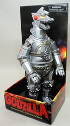 Godzilla Mechagodzilla Vinyl 12 inch Figure Bank Diamond Select, Godzilla, Action Figures, 2014, scifi, movie
