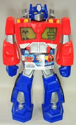 Hasbro 2013 Transformers 2.5 inch Figure - Playskool Heroes 22 inch Epic Optimus Prime Playskool, Transformers, Action Figures, 2013, scifi, movie