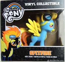 Funko My Little Pony Vinyl Collectible - Spitfire Funko, My Little Pony, Littlest Pet Shop, 2014, cute animals