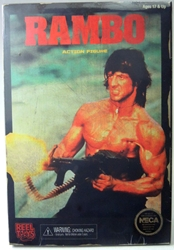 NECA Rambo First Blood Part II 7 inch Video Game Figure - Rambo NECA, Rambo, Action Figures, 2015, military, movie