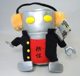 Cromartie High School Mechazawa Plush ADV Toys, Cromartie High School, Plush, 2005, scifi, cartoon