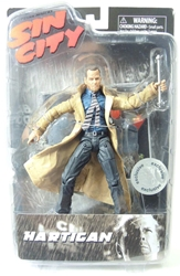 Diamond Select Sin City Figure - Hartigan (color TRU Excl)