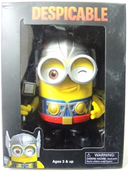 Despicable Me PVC Minion Figure - in Thor  costume 7.5 inch China, Despicable Me, Action Figures, 2015, animated, movie