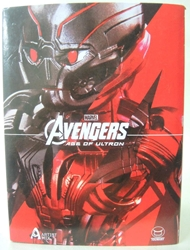 Avengers Ultron Prime 5.5 inch figure with red eyes China, Avengers, Action Figures, 2015, superhero, comic book