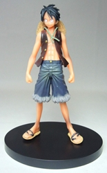 One Piece Grandline Men Vol 1  Luffy 6 inch (wine vest) China, One Piece, Anime Figures, 2009, anime, japan