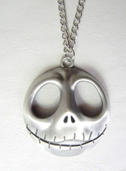 Nightmare Before Christmas - Jack alloy pendant necklace China, Nightmare Before Christmas, Necklace, 2015|Color~pewter, halloween, movie