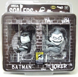 NECA Scalers 2 inch SDCC 2-pack Batman & the Joker NECA, Scalers, Action Figures, 2014