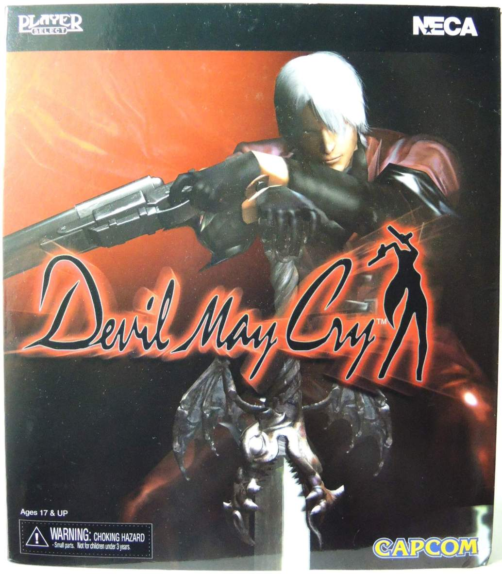 NECA Devil May Cry 7 inch Dante Figure NECA, Devil May Cry, Action Figures, 2015, anime