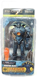 NECA Pacific  Rim Series 6 - Reactor Blast Gipsy Danger 7.5 inch figure NECA, Pacific Rim, Action Figures, 2015, scifi, movie