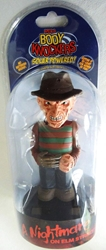 NECA Solar Powered Body Knocker - Nightmare on Elm Street Freddy