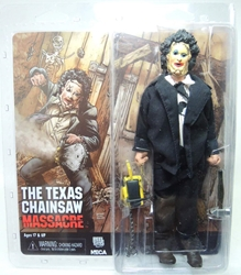 NECA Texas Chainsaw Massacre  8 inch Clothed Figure - Formal Leatherface NECA, Texas Chainsaw Massacre, Action Figures, 2015, horror, halloween, movie