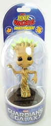 NECA Solar Powered Body Knocker - Guardians of the Galaxy - Potted Groot