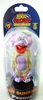 NECA Solar Powered Body Knocker - Jeff Dunham Peanut NECA, Jeff Dunham, Action Figures, 2015, comedy