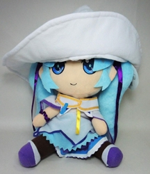 Vocaloid 12 inch Snow Miku doll China, Vocaloid, Plush, 2015, anime, japan