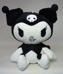 Sanrio Kuromi 8 inch plush Sanrio, Hello Kitty, Plush, 2015, animated, japan