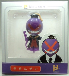 Assassination Classroom 3 inch Figure - Korosensei (purple) China, Assassination Classroom, Action Figures, 2015, anime