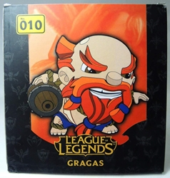 League of Legends 3.5 inch figure - Gragas China, League of Legends, Action Figures, 2014, anime, video game