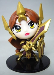 League of Legends 3.5 inch figure - Leona China, League of Legends, Action Figures, 2014, anime, video game