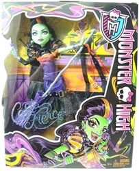 Monster High Casta Fierce Doll Mattel, Monster High, Dolls, 2014, teen, fashion, movie