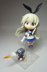 Kantai Collection 3.5 inch figure - Shimakaze (chinese release) China, Kantai Collection, Action Figures, 2015, anime