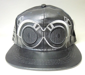 Star Wars cap with Darth Vader eyes China, Star Wars, Hats, 2015|Color~black, scifi, movie