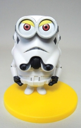 Star Wars Minions 3 inch Figure - Stormtrooper China, Despicable Me, Action Figures, 2015, animated, movie