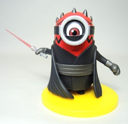 Star Wars Minions 3 inch Figure - Darth Maul China, Despicable Me, Action Figures, 2015, animated, movie