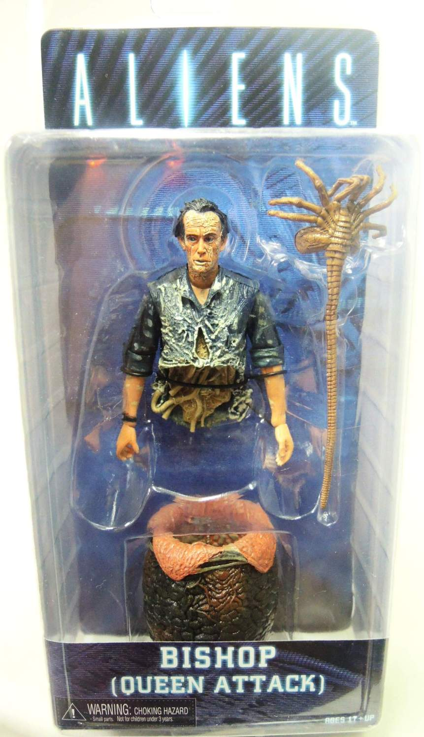 NECA Aliens Series 5 Figure - Bishop (Queen Attack)