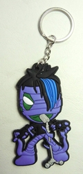 League of Legends - Amumu Soft Keychain China, League of Legends, Keychains, 2015|Color~purple, anime, video game