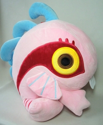World of Warcraft 16 inch plush pillow- Pink Murloc