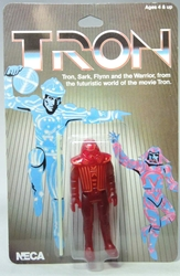 NECA Tron 4 inch Limited Edition Reproduction figure - Warrior NECA, Tron, Action Figures, 2001, scifi, movie