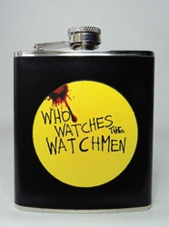 NECA Watchmen Decorative Pocket Flask NECA, Watchmen, Role-play, 2010, scifi, comic book