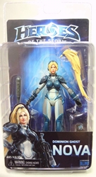 NECA Heroes of the Storm Figure - Dominion Ghost Nova NECA, Heroes of the Storm, Action Figures, 2015, scifi, video game