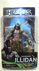 NECA Heroes of the Storm Figure - Illidan The Betrayer NECA, Heroes of the Storm, Action Figures, 2015, scifi, video game