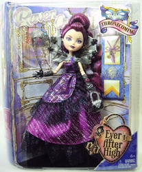 Ever After High Thronecoming - Raven Queen 11 inch doll Mattel, Ever After High, Dolls, 2013, fantasy