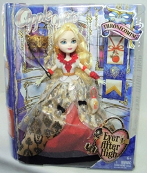 Ever After High Thronecoming - Apple White 11 inch doll Mattel, Ever After High, Dolls, 2013, fantasy