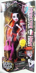 Monster High Freaky Fusion Operetta Doll Mattel, Monster High, Dolls, 2013, teen, fashion, movie