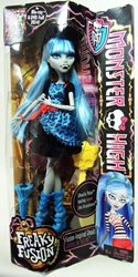 Monster High Freaky Fusion  Yelps Doll Mattel, Monster High, Dolls, 2013, teen, fashion, movie