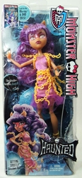 Monster High Haunted Getting Ghosted Clawdeen Wolf Doll Mattel, Monster High, Dolls, 2014, teen, fashion, movie