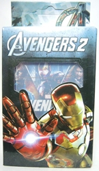 Avengers 2 Age of Ultron - Deck of beautiful playing cards China, Avengers, Games, 2015, superhero, comic book