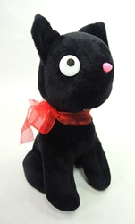 Kikis Delivery Service 8 inch plush - Jiji the black cat China, Kikis Delivery Service, Plush, 2015|Color~black, anime, movie