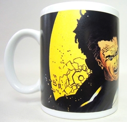 Marvel superhero ceramic mug - Punisher NECA, Marvel, Mug, 2002, superhero, comic book