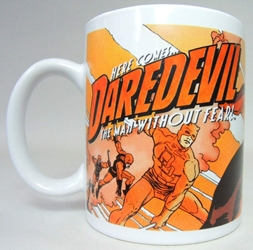 Marvel superhero ceramic mug - Daredevil NECA, Marvel, Mug, 2002, superhero, comic book