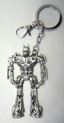 Transformers Optimus Prime 3.5 inch metal alloy keychain China, Transformers, Keychains, 2015|Color~pewter, scifi, movie