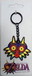 The Legend of Zelda - Majoras Mask keychain (multicolored) China, The Legend of Zelda, Keychains, 2015|Color~yellow|Color~blue|Color~green|Color~red, fantasy, video game