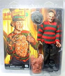 NECA Nightmare on Elm Street 8 inch Clothed figure - Dream Warriors Freddy