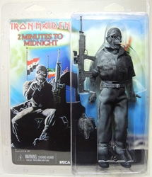 NECA Iron Maiden 8 inch Clothed figure - 2 Minutes to Midnight Eddie NECA, Iron Maiden, Action Figures, 2015, rock, rock