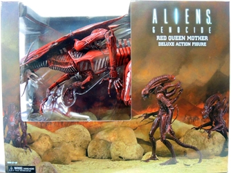 NECA Aliens Ultra Deluxe Genocide Red Queen Mother NECA, Aliens, Action Figures, 2015, scifi, movie