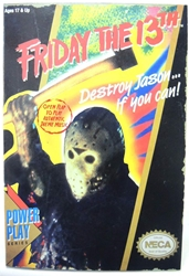 NECA Friday the 13th 8 inch Jason figure NECA, Friday the 13th, Action Figures, 2014, horror, halloween, movie