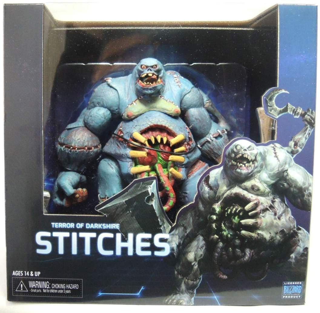 NECA Heroes of the Storm Figure - Stitches